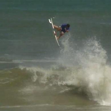 Vidéo de surf de Ben Bourgeois